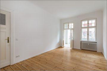 """""""Wunderschöne, sanierte Altbauwohnung mit Ostbalkon in F-Hain, bezugsfrei"""", 10245 Berlin, Etagenwohnung"""