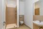 Ruhig und Zentral gelegene 3 Zimmer mit Balkon und Aufzug. - Duschbad