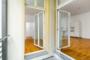 Ruhig und Zentral gelegene 3 Zimmer mit Balkon und Aufzug. - Blick vom Balkon