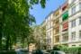 """""""Wunderschöne und helle DG-Wohnung mit Balkon zwischen Stadtpark und Kanal"""" - BILD"""